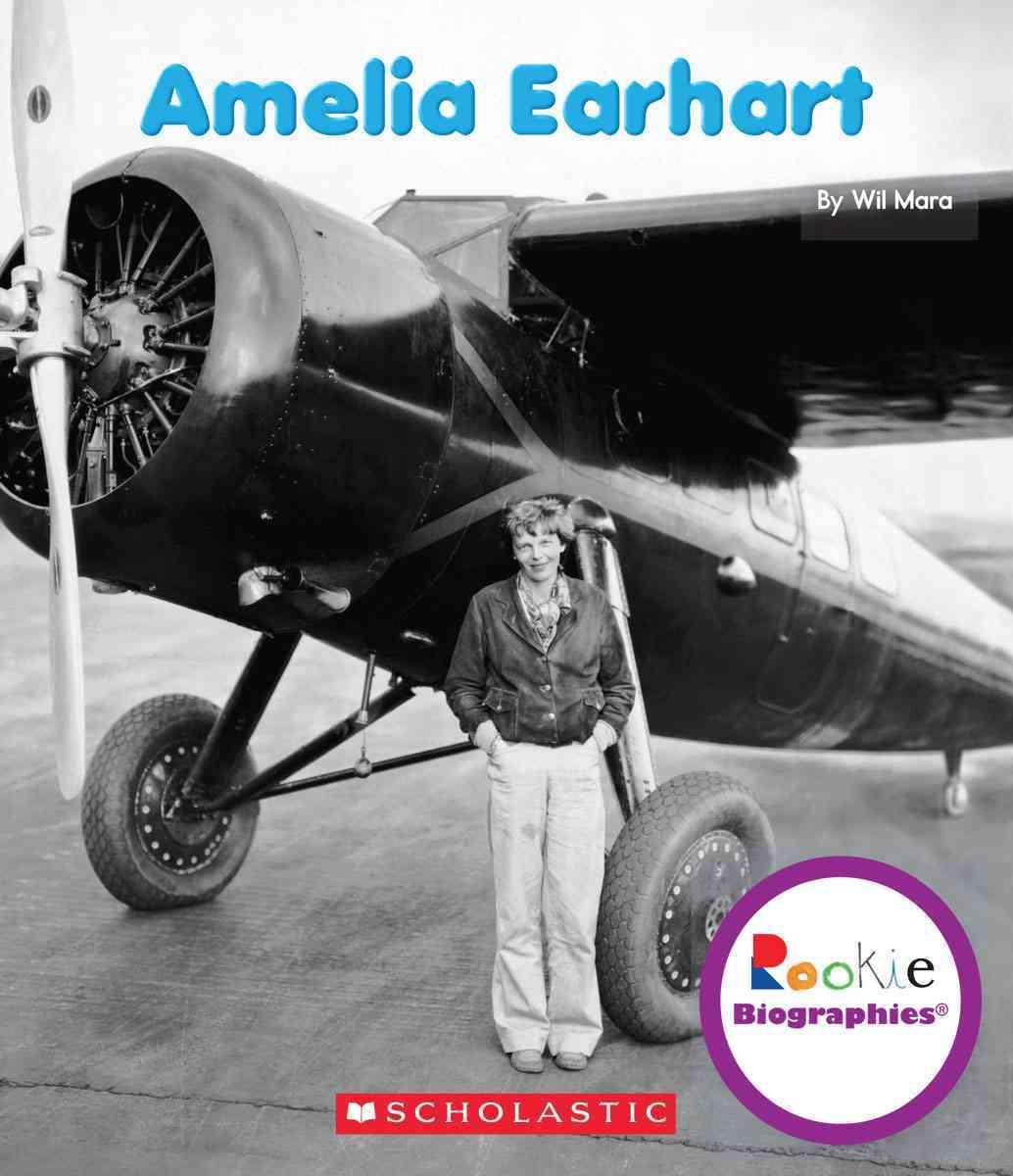 Amelia Earhart By Mara, Wil