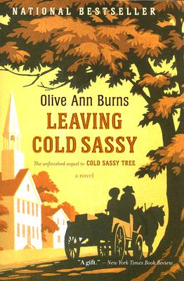 Leaving Cold Sassy By Burns, Olive Ann